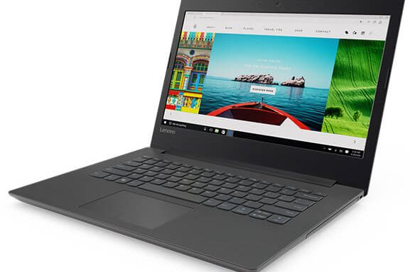 Notebook Lenovo IdeaPad320-80XU003RTA (Black)