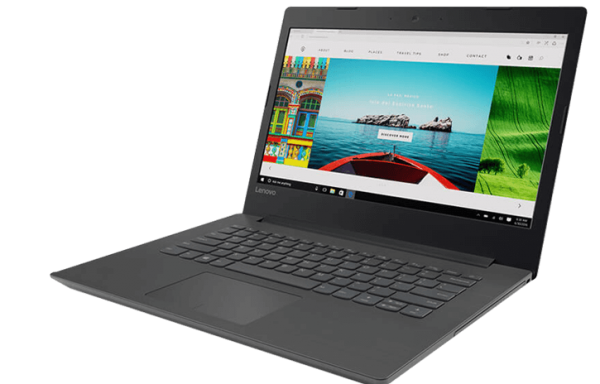 Notebook Lenovo IdeaPad320-80XV00TRTA (Black)
